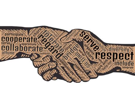 Transoranz-Toleranz und Respekt